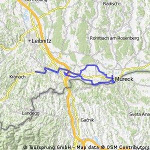 Gamlitz-Mureck-Gamlitz