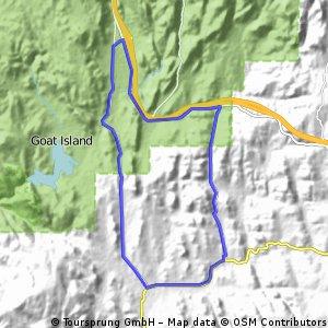 Shorter Backcountry Circle