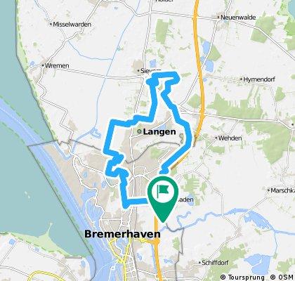 Blummersberg - Alter Postweg BM