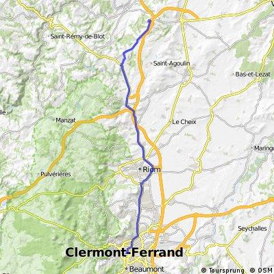 11 Ebruil - Clemont-Ferrand
