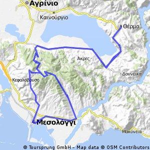 ΘΕΡΜΟ- ΑΡΑΚΥΝΘΟΣ- ΜΕΣΟΛΟΓΓΙ-ΘΕΡΜΟ