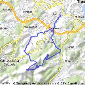 La Luz-Juncedo-Gorfoli-Taborneda-La Luz