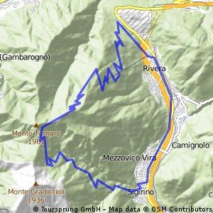 Monte Tamaro direkt