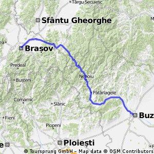 Brasov - Buzau