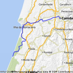 RR Coimbra - Vieira