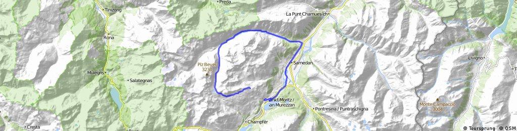 Suvretta Loop, CH-St. Moritz