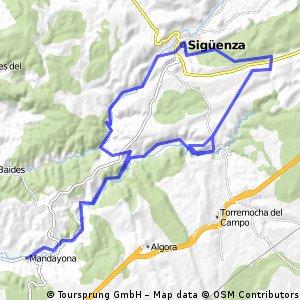 Mandayona-Siguenza-RioDulce60K710m
