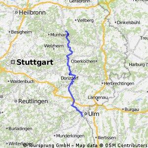 Gaildorf-Ulm
