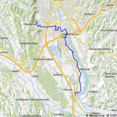 Von Kehlberg bis Werndorf
