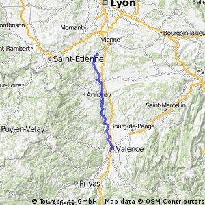 16) Condrieu - Valence