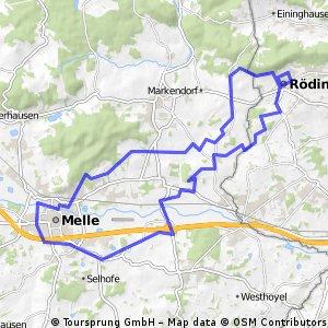 Melle-Rödinghausen-Melle