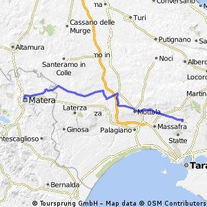 Crispiano - Matera