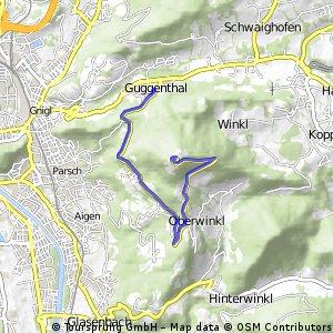 Gaisberg Tour