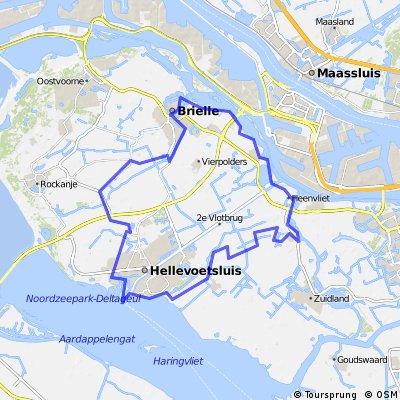 Zuid-Hollands Landschap - Vestingroute