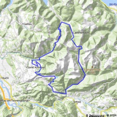 Rund um Trattberg und Gennerhorn