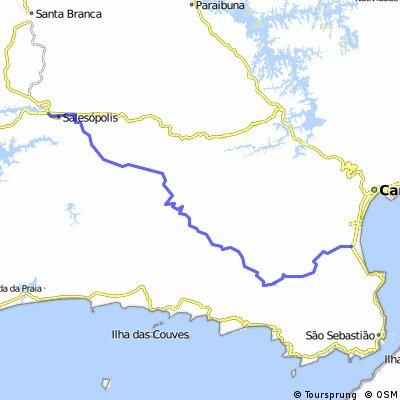 Estrada da Petrobrás