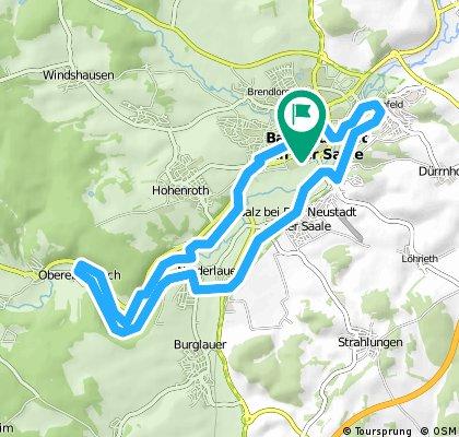 Kuppenritt Tour1