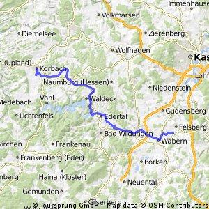 Ederseebahn-Radweg