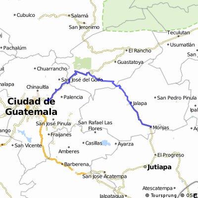 Monjas-Jalapa-La Eterna Guatemala