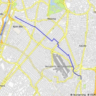 metro conceição - vila olimpia