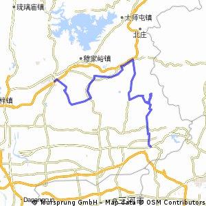 Miyun to Pinggu Ride (long)