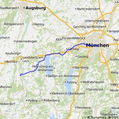 d-15-02 München - Hohenwart