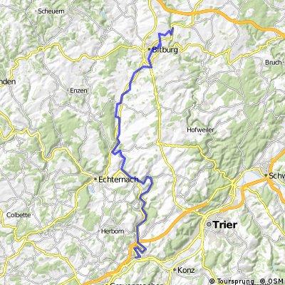 Nim-Prüm-Sauer Radweg