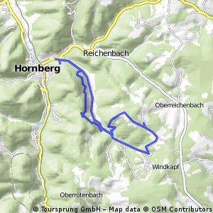 Igelloch in Hornberg