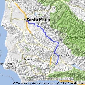 Santa Barbara-- Day 1