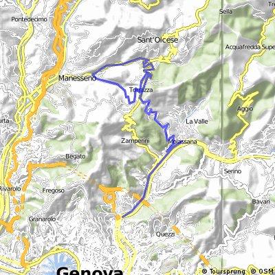 Via Di Pino, Torazza, Arvigo, Piccarello, Torazza