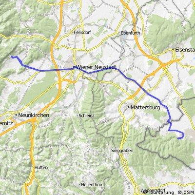 Sopron Hohe wand Sopron