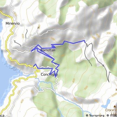 FR Corsica 3.4 - Pinzu a Vergine Menhirs