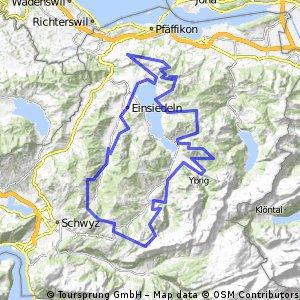 iron-bike 101km (und 3500 Hm)