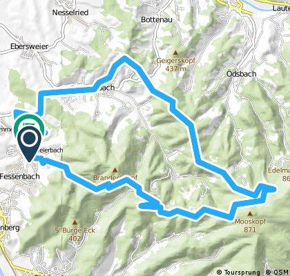 All arround Durbach Valley