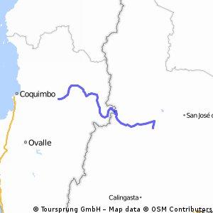 IGLESIA SAN JUAN - VICUÑA CHILE