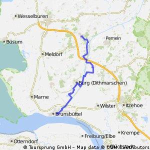 13_Brunsbüttel – Burg – Albersdorf