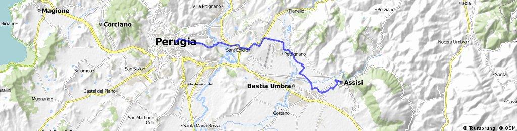 F-R15-27 Perugia-Assisi