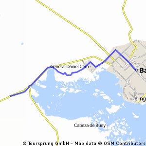 Bahía Blanca - Argerich