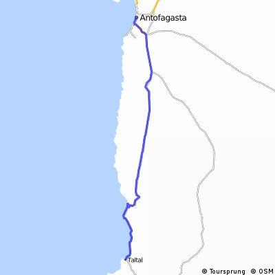 Antofagasta - Taltal