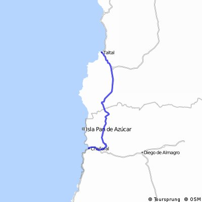 Taltal - Chañaral