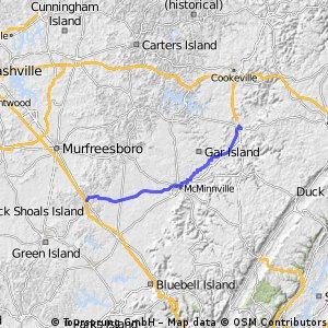 Beechgrove TN - Sparta TN
