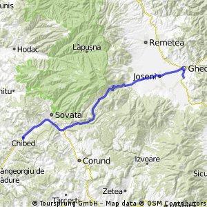 Route Tekeroko Day 3 - 2009.08.21