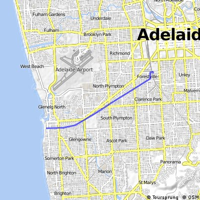 Mike Turtur to glenelg from Goodwood
