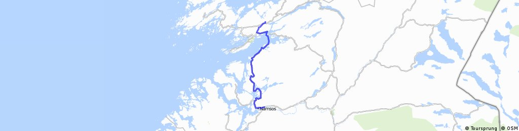Route Norway day 11