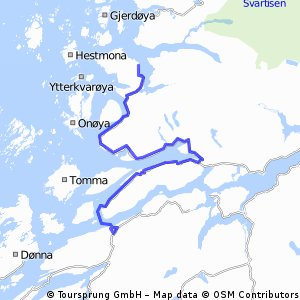 Route Norway day 14
