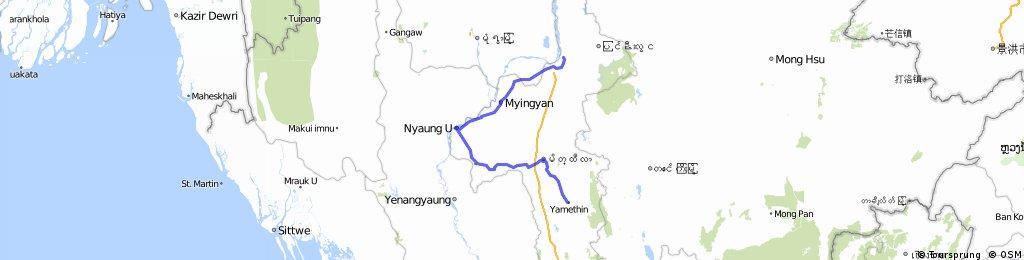 Mandalay- Bagun-My