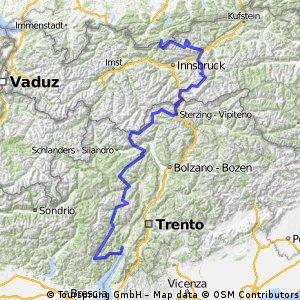 Alpen 2015 Eisjöchl
