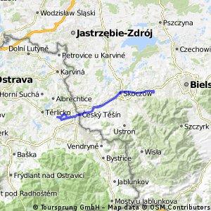 Jasienica - Cierlicko-Grodziszcze