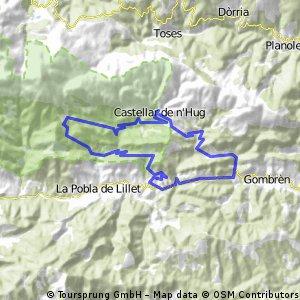 Castellar - Ruta A