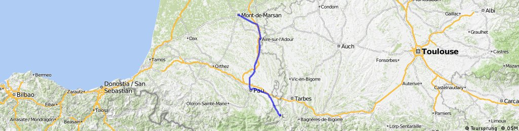 Cycle to Spain - Day 9 - 18/04/15